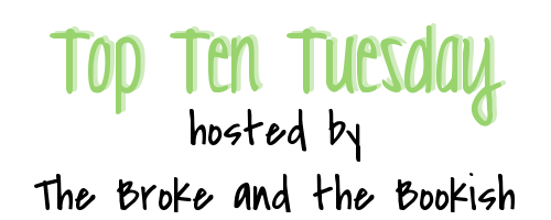 green-top-ten-tuesday